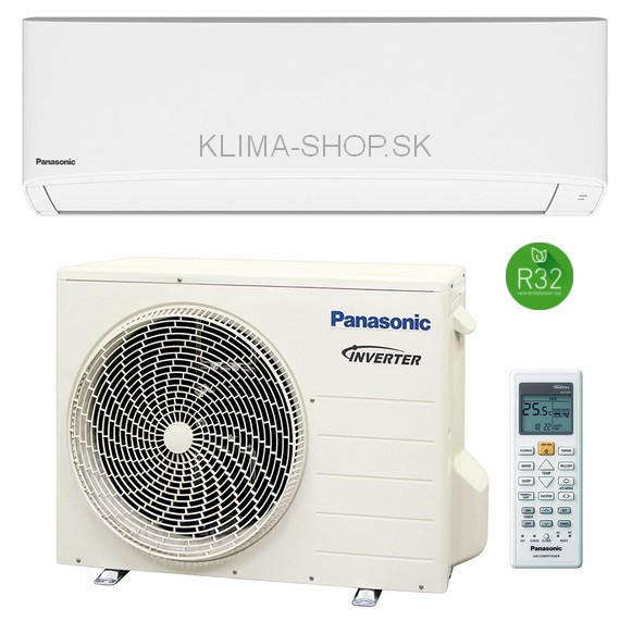Panasonic KIT-TZ35TKE 3,5kW R32